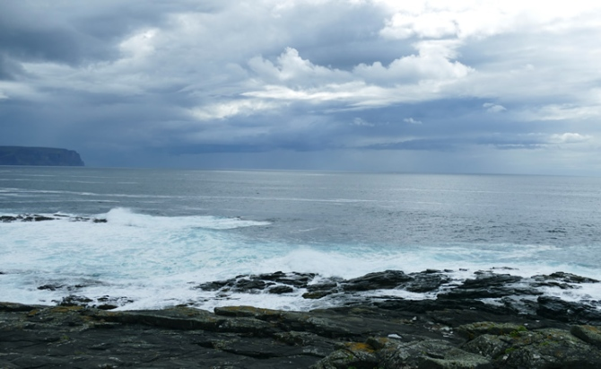 Yesnaby Seascape